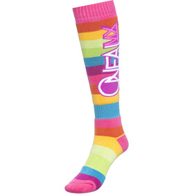 O'Neal Pro MX Socken pink/yellow